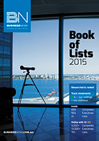 Book of Lists Cover