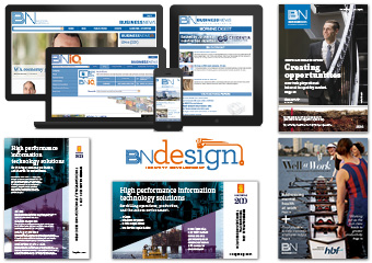 Business News and BN Design print and digital products
